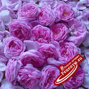 Из розы чайной ешь варенье, и наступит исцеленье.