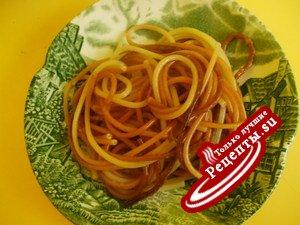 Как сварить вкусные спагетти? Очень просто!