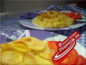 Картофель Дофине (Gratin dauphinois)