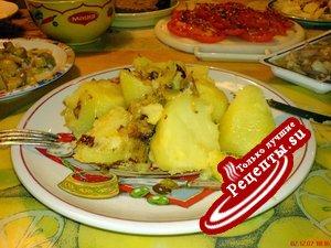 Картофель смаженный