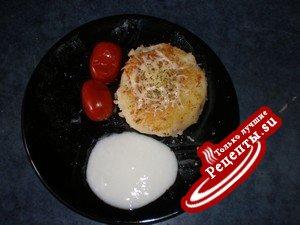 Картофельные котлетки или крошка-картошка по - домашнему