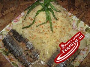 Картофельный ананас