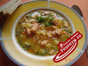Картофельный фиш-суп