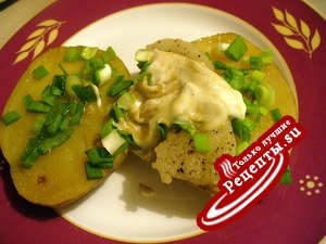 Картошечка в фольге