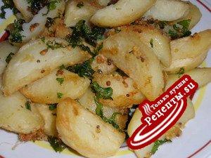 Картошечка жареная