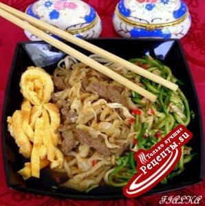 КУКСИ -корейский холодный суп