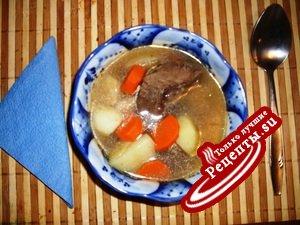 Лизин суп