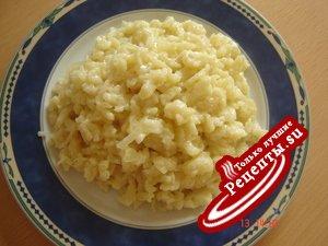 Макароны с сыром по-швабски (шпецле с сыром)
