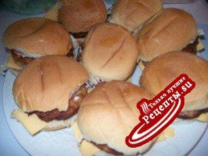 Мини-сандвичи (или Бигмак)