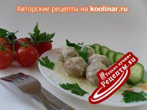 Нежные и сочные тефтели в сливочном соусе (еще один очень вкусный вариант!)