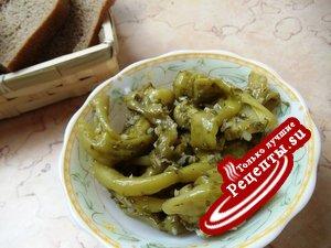 Острая закуска из перцев по армянский