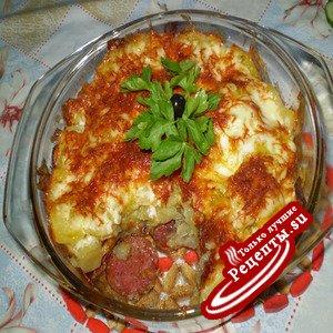Печеная картошечка ( наверное вариант)