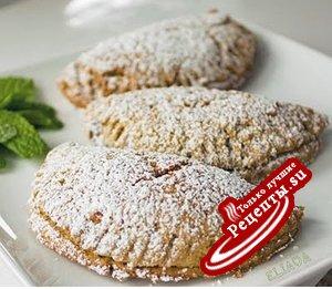 печенье *ореховые ракушки*