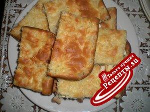 """Пирог """"Гость на пороге"""" (вариант)"""