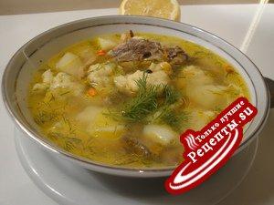 Почти гуцульский суп.