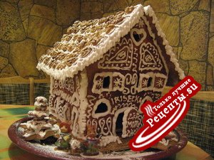 пряничный домик Сказка