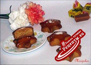 Пряники медово-карамельные
