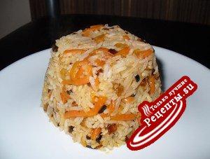 Рисовый Гарнир ( мой вариант )