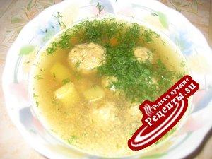 """Рыбный суп""""Для тебя"""""""