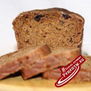 Ржаной хлеб на черносливовой закваске