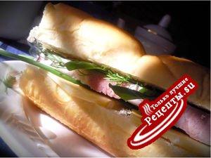 "Сэндвич ""Утро начинается"""