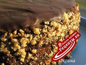 рецепты торт шоколадный брауни