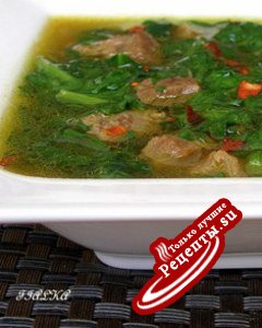 макароны с мясом и подливкой рецепт #10