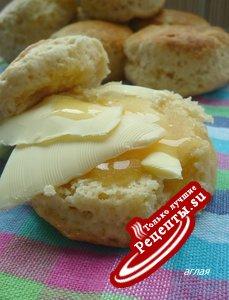 Сконы (скуны) английские булочки к завтраку