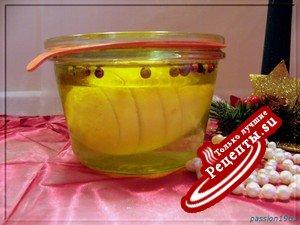 Соленые лимоны (подарочный вариант)