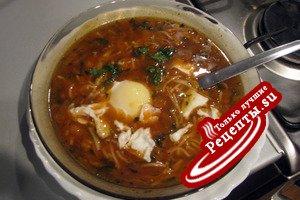 Суп по - милански