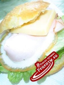 Сырные булочки к завтраку