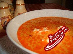 Венгерский яичный суп- Toj?sleves