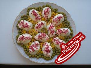 Яйцо под майонезом (Ностальгия!)