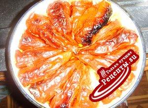 запеченные фаршированные перцы (сушени чушки с кайма)